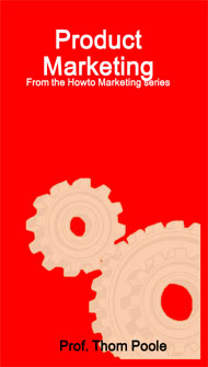 Howto Product Marketing book