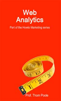 Cover of the Web Analytics  book